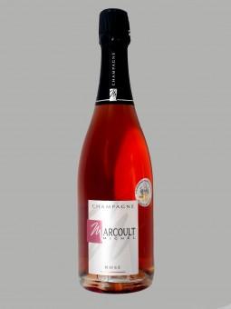 Marcoult - Brut Rosé
