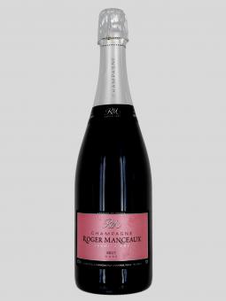Roger MANCEAUX - Brut Rosé
