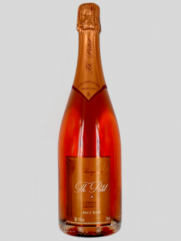 Th.PETIT-Brut Rosé Grand Cru